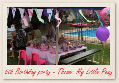 Kiddie party