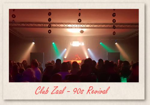 Club Zaal - 90s Revival