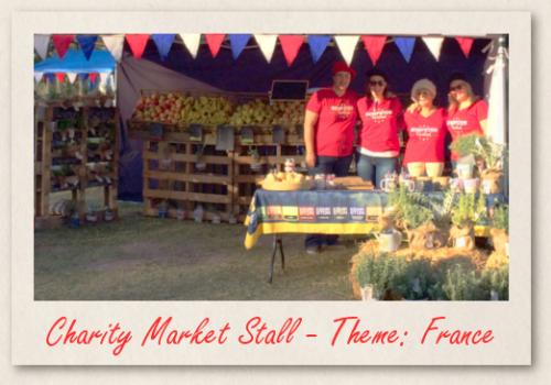Charity Market Stall