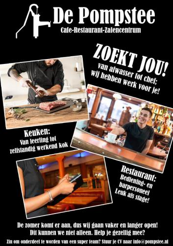 Vacature - Enjoy Events